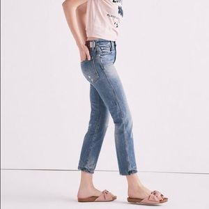 Made in LA Lucky Pins High Rise Jean